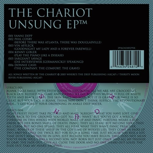 The Chariot - Discography (2004-2012)