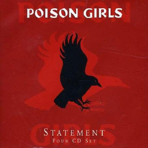 Poison Girls - Statement [4 CD Box Set] (1995)