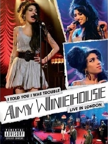 Amy Winehouse - I Told You I Was Trouble - Live In London (2008)