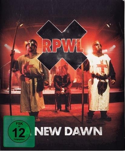 RPWL - A New Dawn (2017)
