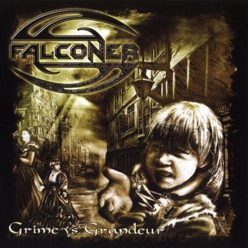 Falconer - Grimе vs. Grаndеur (2005)