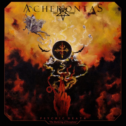 Acherontas - Psychic Death - The Shattering of Perceptions (2020)