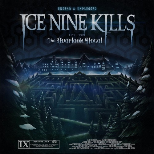 Ice Nine Kills - Undead & Unplugged: Live From The Overlook Hotel (EP) (2020)