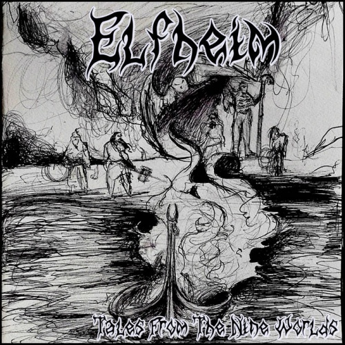 Elfheim - Tales From The Nine Worlds (2020)