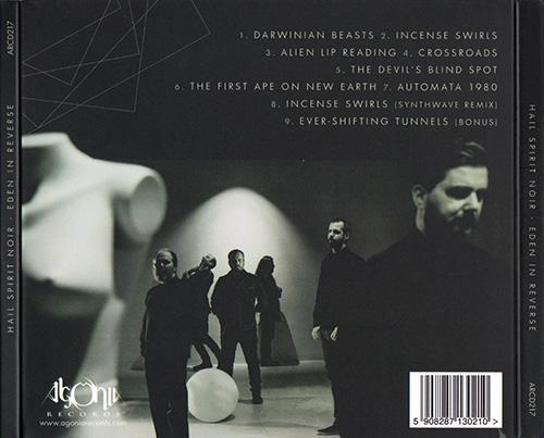 Hail Spirit Noir - Eden in Reverse (Limited Edition) (2020)