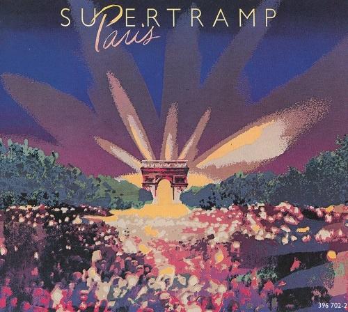 Supertramp - Paris [Reissue 1987] (1980)