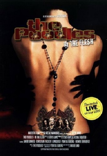 The Poodles - In The Flesh - Live (2010)