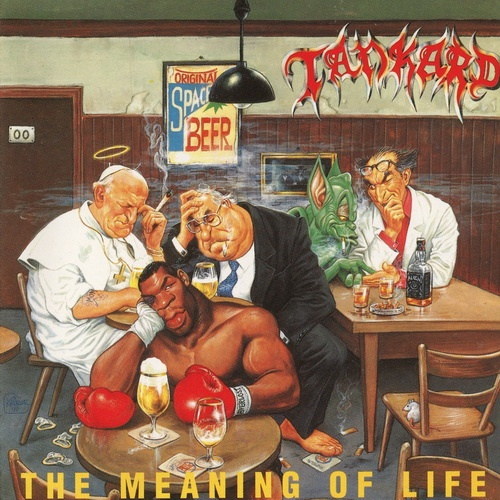 Tankard - The Meaning Of Life (1990)