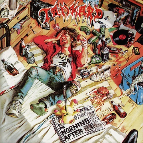 Tankard - The Morning After (1988)