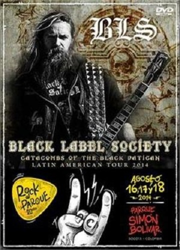 Black Label Society - Rock al Parque 2014
