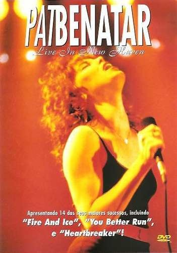 Pat Benatar - Live in New Haven (2001)