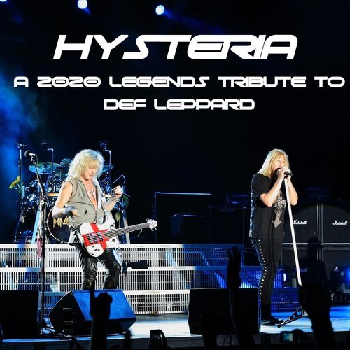 Various Artists - Hysteria: A 2020 Legends Tribute To Def Leppard (2020)