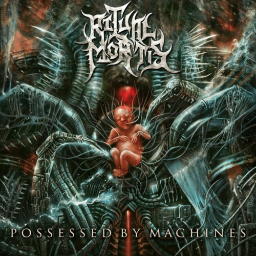 Ritual Mortis - Possessed by Machines (2020)