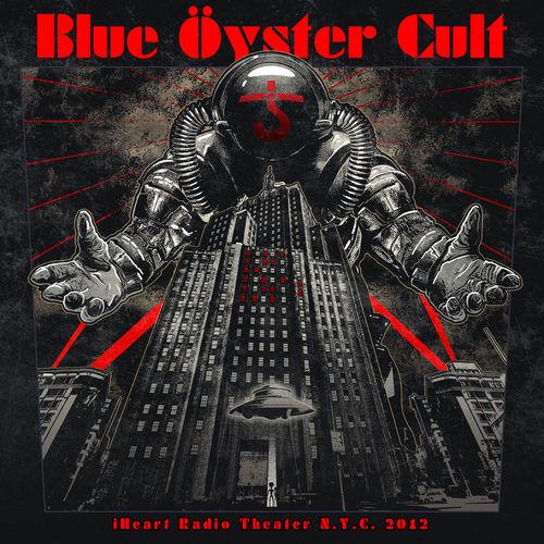 Blue Oyster Cult - iHeart Radio Theater N.Y.C. 2012 (2020) + 1080p