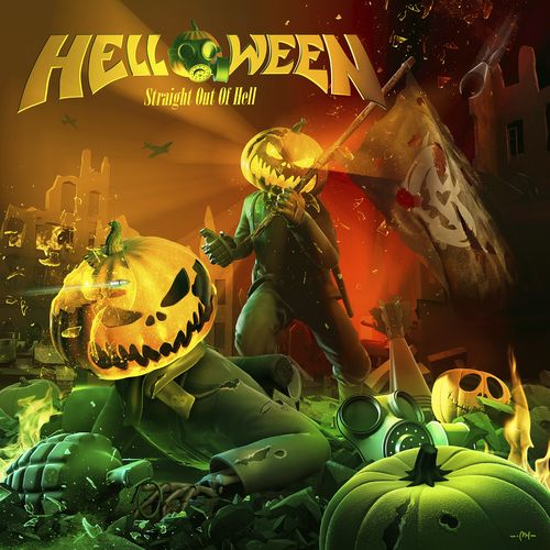 Helloween - Straight out of Hell (Remastered 2020) (2020) + Hi-Res