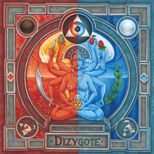 Dizygote - Freedom, Incorporated (2020)