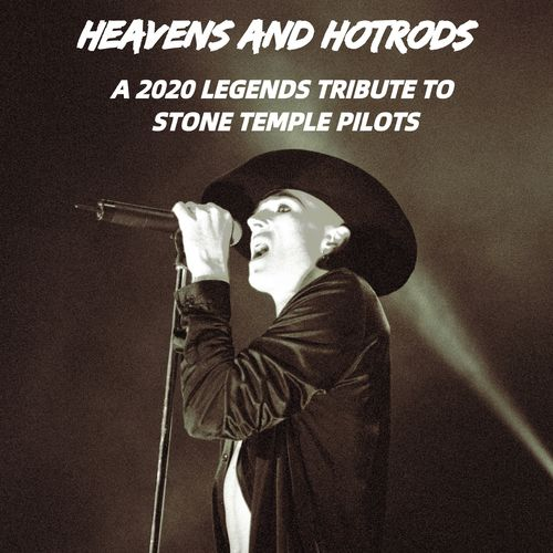 Various Artists - Heavens & Hotrods: A 2020 Legends Tribute To Stone Temple Pilots (2020)