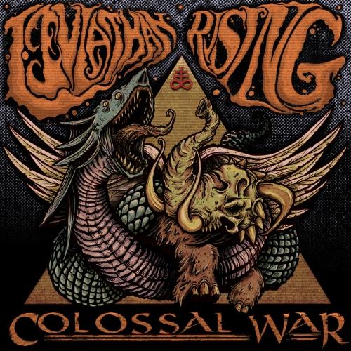 Leviathan Rising - Colossal War (2019)