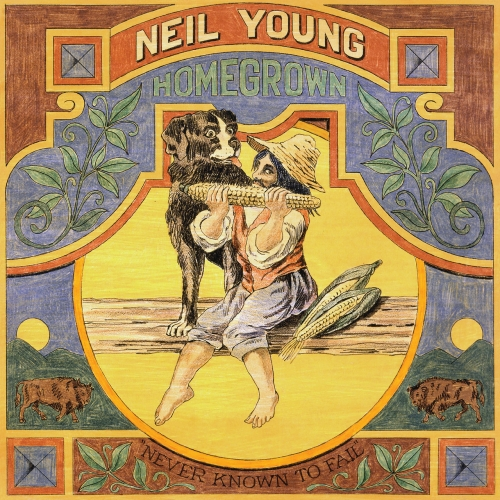Neil Young - Homegrown (2020)