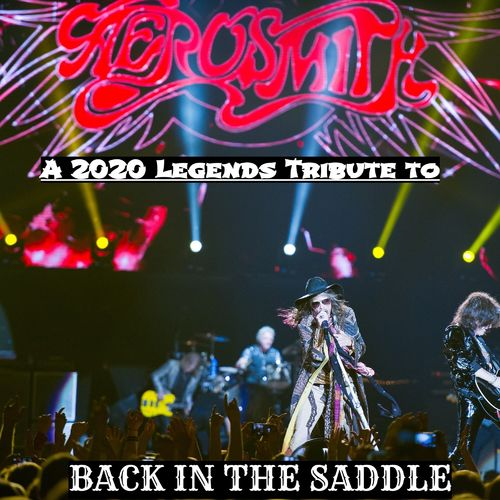 Various Artists - Back In The Saddle: A 2020 Legends Tribute To Aerosmith (2020)