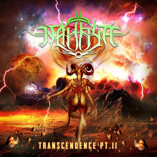 Nahaya - Transcendence, Pt. II (EP) (2020)