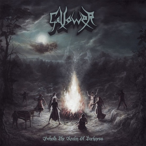 Gallower - Behold the Realm of Darkness (2020)