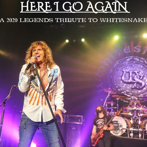 Various Artists - Here I Go Again: A 2020 Legends Tribute To Whitesnake (2020)