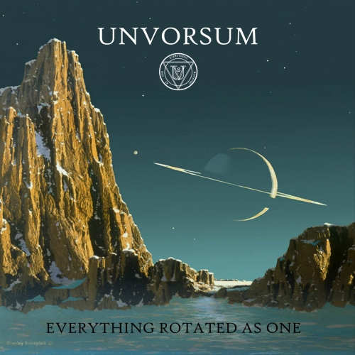 Unvorsum - Everything Rotated As One (2020)