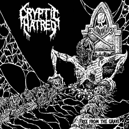 Cryptic Hatred - Free from the Grave (2020)