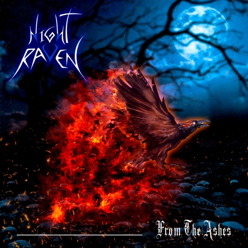 Night Raven - From The Ashes (EP) (2020)