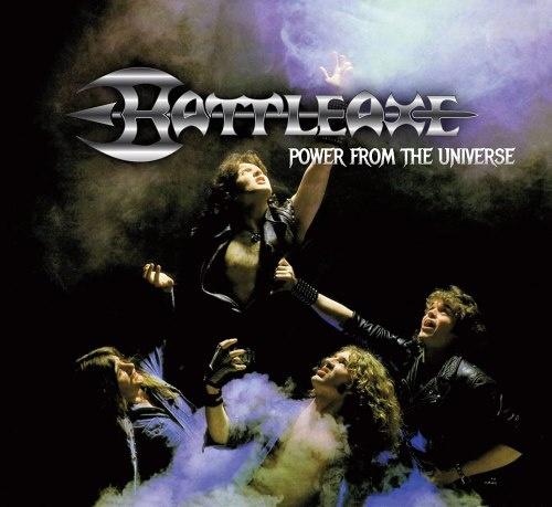 Battleaxe - Роwеr Frоm Тhe Univеrsе (1984) [2014]
