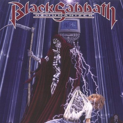 Black Sabbath - Dehumanizer (Deluxe Edition) (2011)