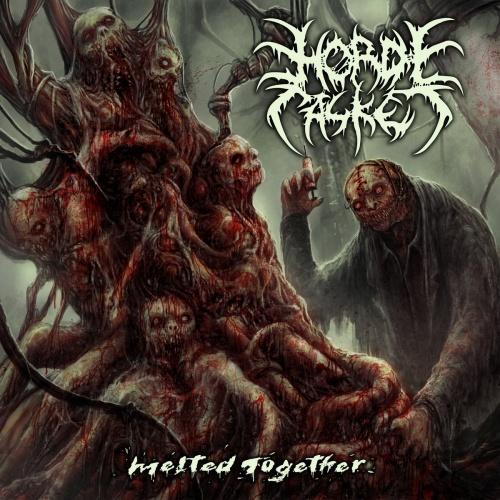 Horde Casket - Melted Together (2020)