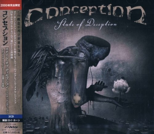 Conception - State Of Deception (2CD) [Japanese Edition] (2020)