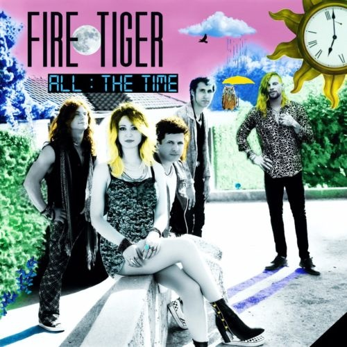 Fire Tiger – All The Time (2020)