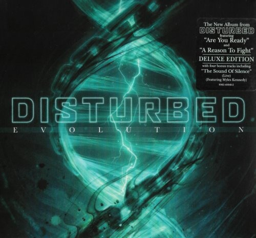 Disturbed - Еvоlutоn [Dеluхе Еditiоn] (2018)