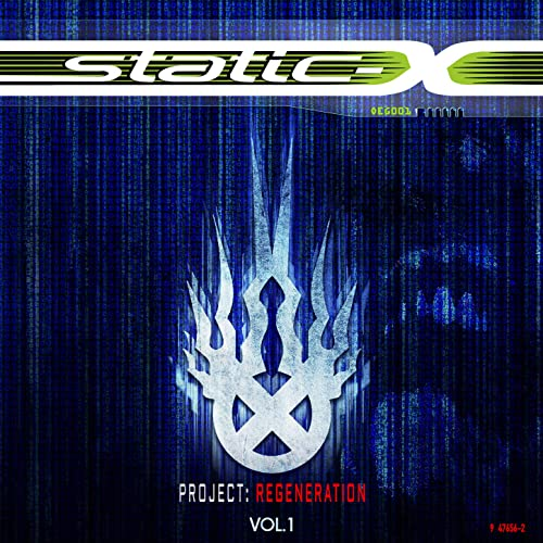 Static-X - Project Regeneration, Vol. 1 (2020)