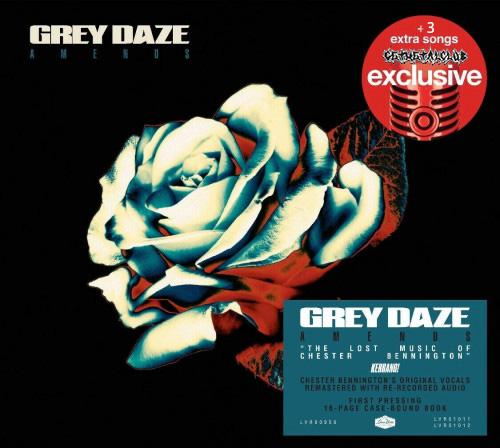 Grey Daze - Amends (+ 3 Bonuses) (2020)