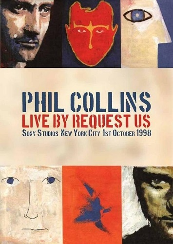 Phil Collins - Live By Request US (1998)