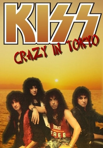 Kiss - Live In Tokyo / The Crazy Nigts Tour (1988)