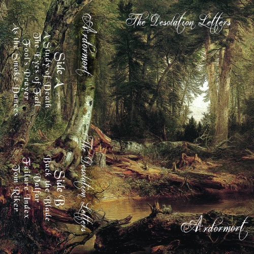 Ardormort - The Desolation Letters (2020)
