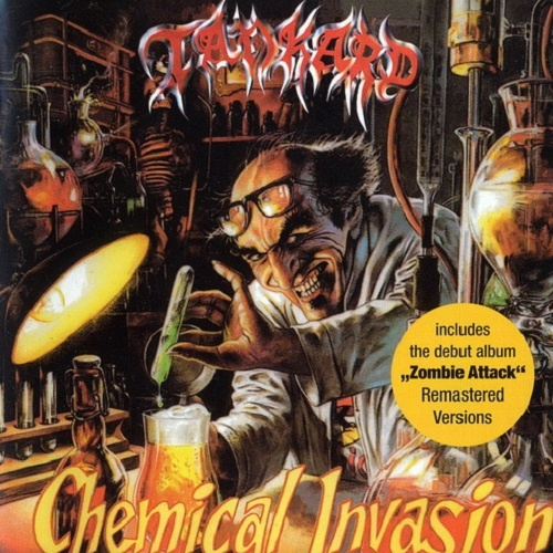 Tankard - Zombie Attack / Chemical Invasion (2005)