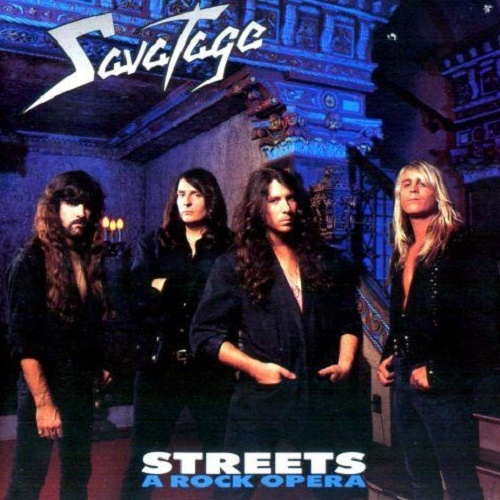 Savatage - Streets: A Rock Opera [Remastered 2014] (1991)