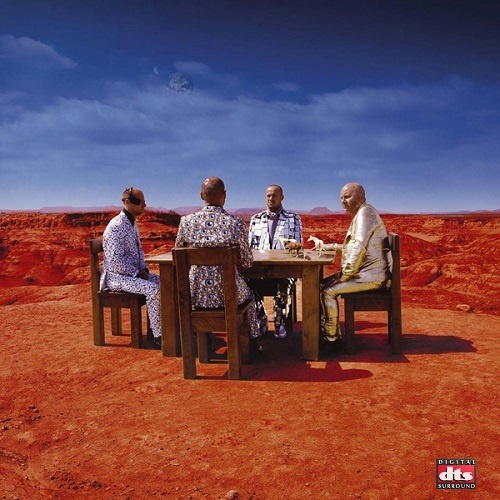 Muse - Black Holes and Revelations [DTS] (2006)