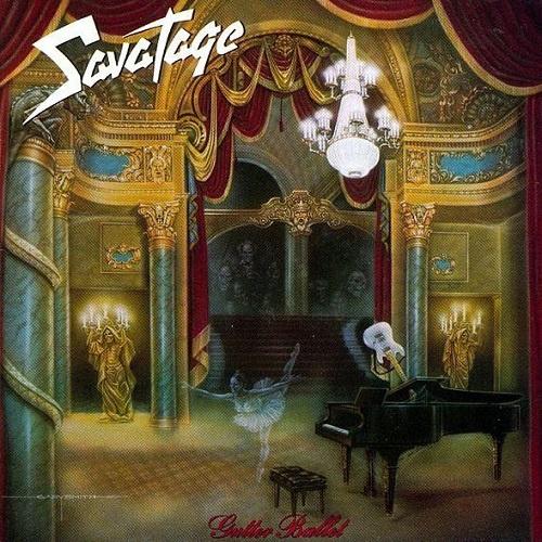 Savatage - Gutter Ballet [Remastered 2014] (1989)