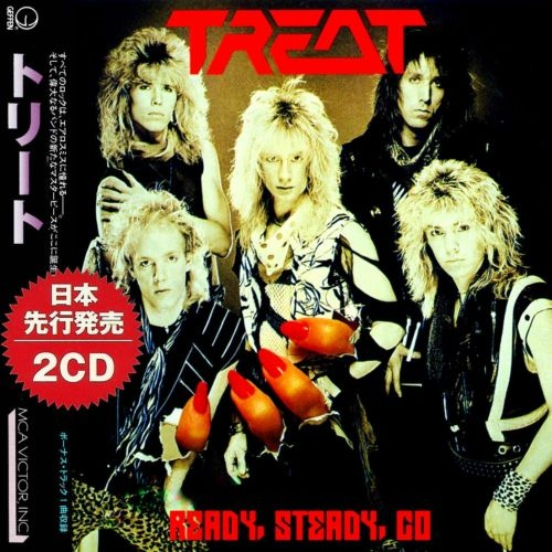 Treat – Ready, Steady, Go (2020) (Compilation)