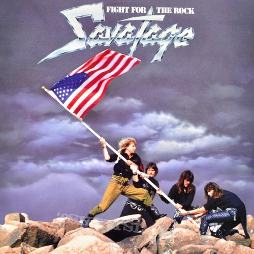 Savatage - Fight for the Rock [Remastered 2014] (1986)