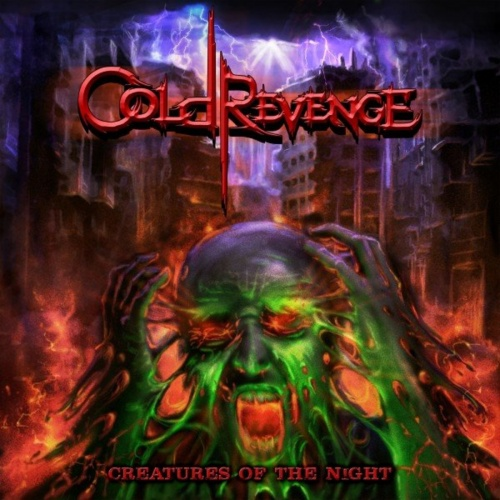 Cold Revenge - Creatures of the Night (EP) (2020)