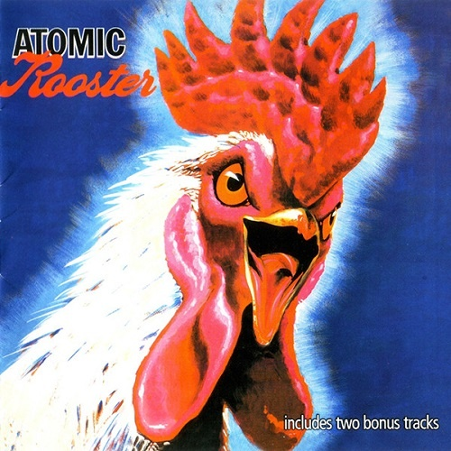 Atomic Rooster - Atomic Rooster [Reissue 2005] (1980)