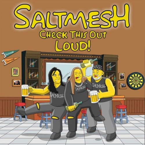 Saltmesh - Check This Out Loud! (2020)